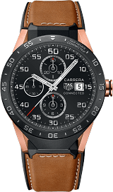 TAG HEUER CONNECTED智能腕錶 46 SAR8A50.FT6070
