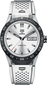 TAG HEUER CONNECTED智能腕錶 46 SAR8A80.FT6056