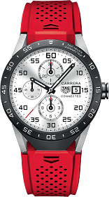 TAG HEUER CONNECTED智能腕錶 46 SAR8A80.FT6057