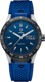 TAG HEUER CONNECTED智能腕錶 46 SAR8A80.FT6058