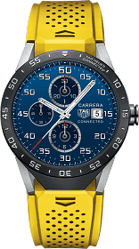 TAG HEUER CONNECTED智能腕錶 46 SAR8A80.FT6060