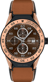 TAG HEUER CONNECTED MODULAR 智能腕錶 SBF8A5000.32FT6110