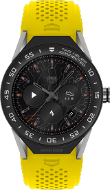 TAG HEUER CONNECTED MODULAR 智能腕錶 SBF8A8001.11FT6082