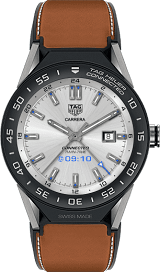 TAG HEUER CONNECTED MODULAR 智能腕表 SBF8A8001.11FT6110