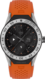 TAG HEUER CONNECTED MODULAR 智能腕表 SBF8A8014.11FT6081
