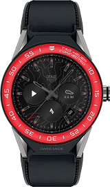 TAG HEUER CONNECTED MODULAR 智能腕表 SBF8A8015.11FT6079
