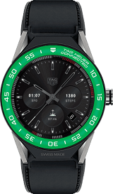 TAG HEUER CONNECTED MODULAR 智能腕錶 SBF8A8018.11FT6079